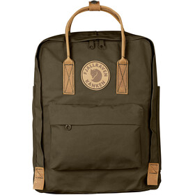 Fjällräven Kanken No. 2 Backpack, dark olive